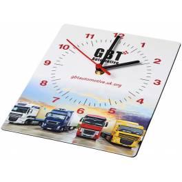 Okrągły zegar ścienny Brite-Clock®