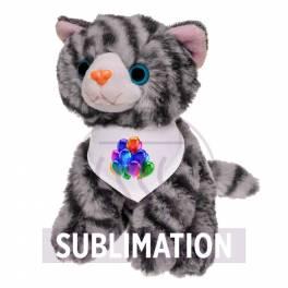 Sweety, pluszowy kot HE752-19